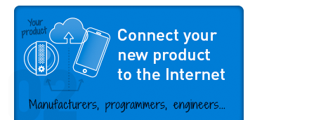 Connect your product to the Internet - OEM Internet of Things